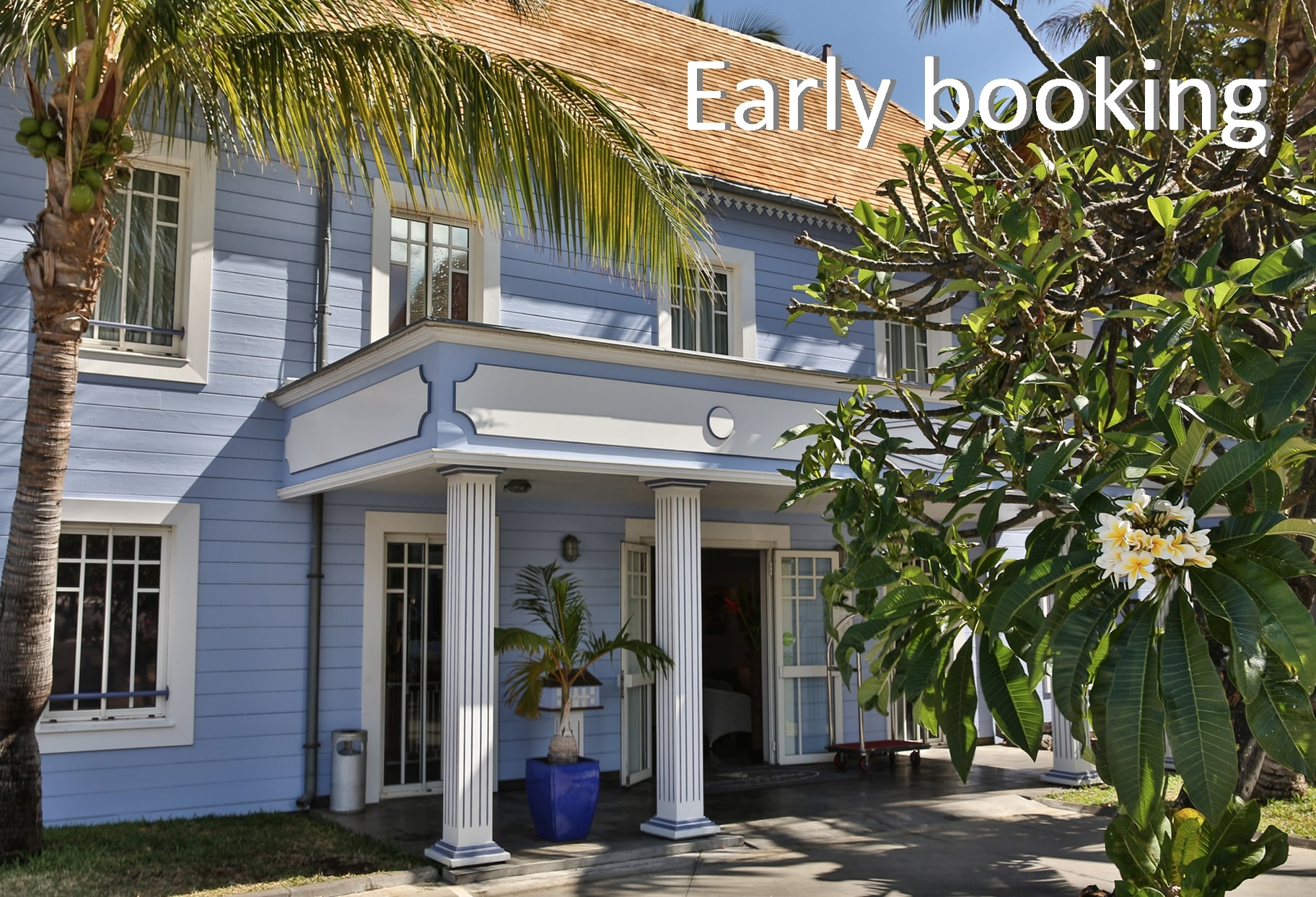 Early Booking's Promotion